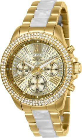 Relógio invicta Feminino Angel 20511 Original
