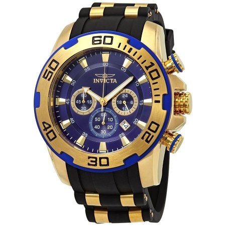 Relogio Invicta 22341 Scuba Pro Diver Original Azul