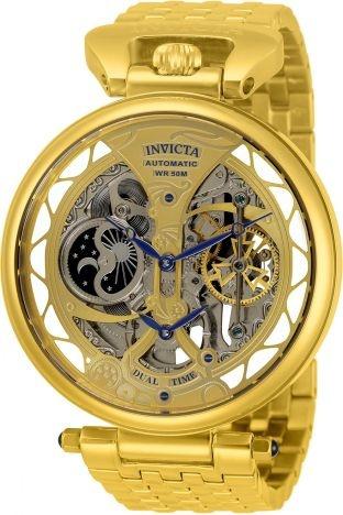 Relógio invicta Objet D Art 32301 Automático Original