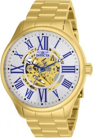 Relógio invicta Objet D Art Mecanico 27556 Original