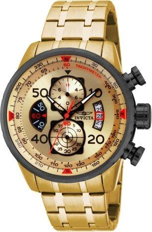 Relógio invicta Aviator 17205 Masculino Original
