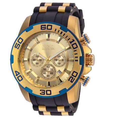 Relógio Invicta Pro Diver 22345 SCUBA Original Azul