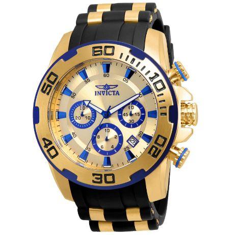 Relógio Invicta Pro Diver 22308 SCUBA Original Azul