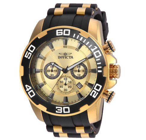 Relógio Invicta Pro Diver 22346 SCUBA Original Preto