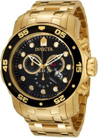Relógio invicta Pro Diver 0072 Original Preto