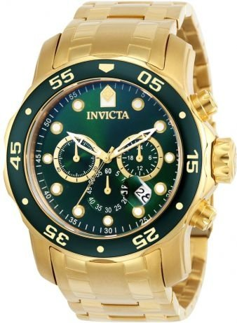 Relógio invicta Pro Diver 0075 Original Verde