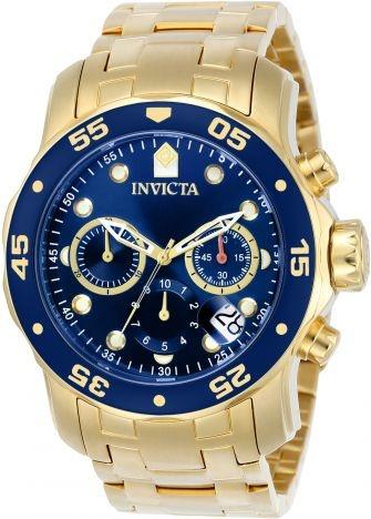 Relógio invicta Pro Diver 0073 Original Azul