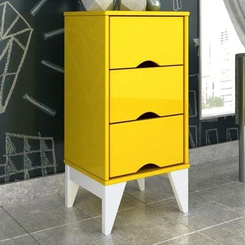 Criado 3 GAV. Twister Amarelo Branco