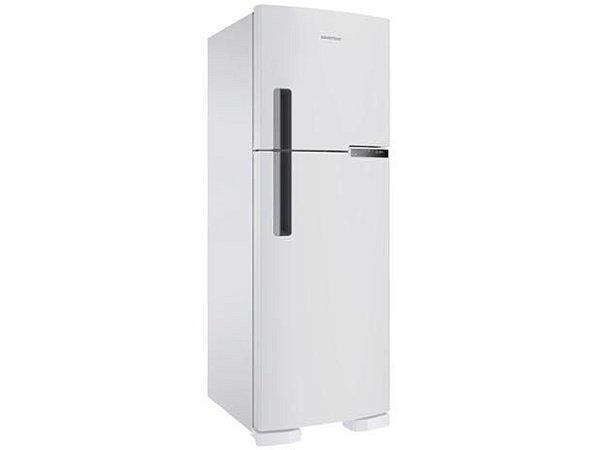 Refrigerador Bransremp BRM44 Frostfree INOX 375L