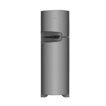 Refrigerador Consul Domest 2P INOX 340L 127V
