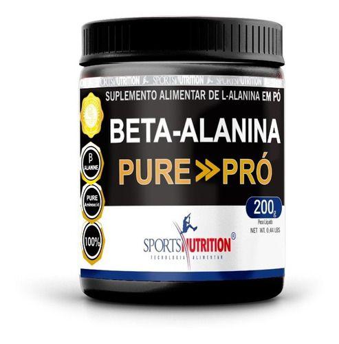 Beta Alanina Alanine 100 Doses  - Importada