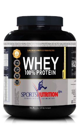 Whey Protein 100% 1815g Sports Nutrition