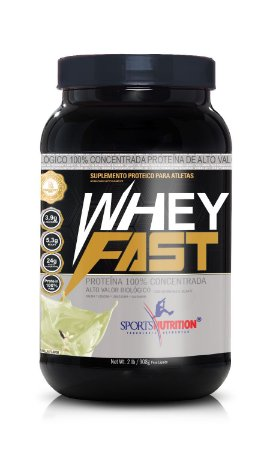 Whey Protein Fast 908g Sports Nutrition