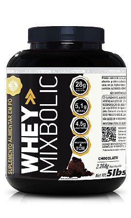 Whey Protein Mix Bolic 2,268kg Sports Nutrition