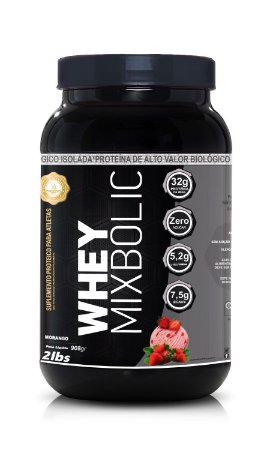 Whey Protein Mix Bolic 908g Sports Nutrition