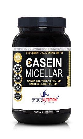 Caseina Micellar 900g - Proteina Time Realise