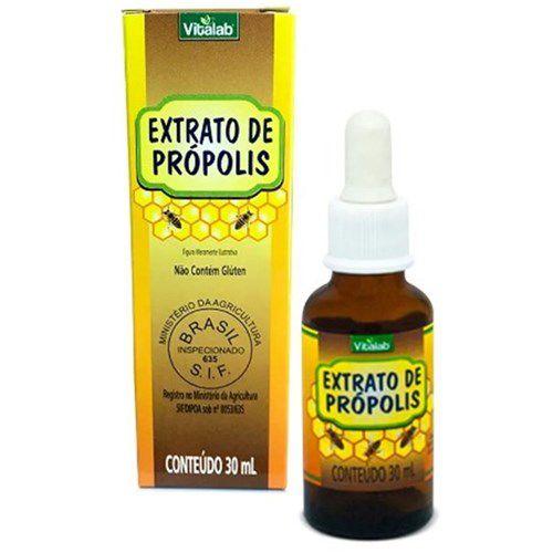 Extrato de Própolis Vitalab - 30ml