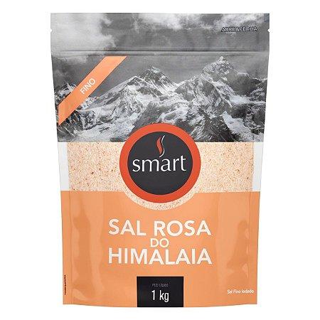 Sal Rosa do Himalaia 1kg - Smart
