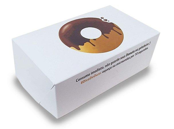 Caixa Donuts 20x12x7cm