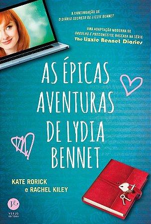 As épicas aventuras de Lydia Bennet