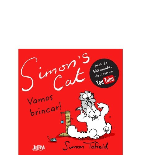 Simon''s cat: vamos brincar!