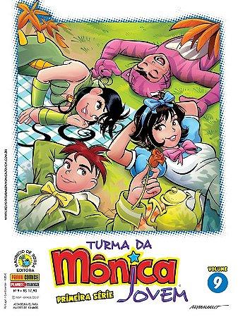 Turma da Mônica Jovem: Primeira Série - Volume 9