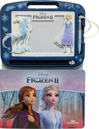 Frozen 2: tela mágica