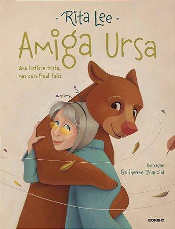 Amiga ursa: uma história triste, mas com final feliz