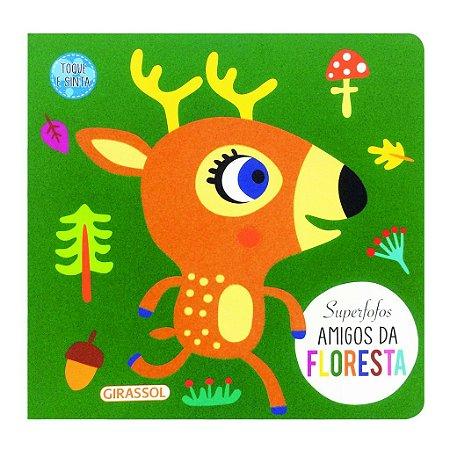 Superfofos: amigos da floresta