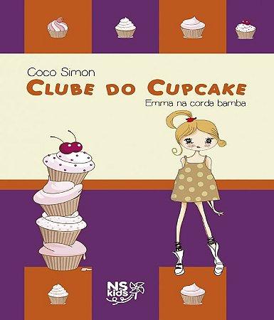 Emma na corda bamba - clube do cupcake