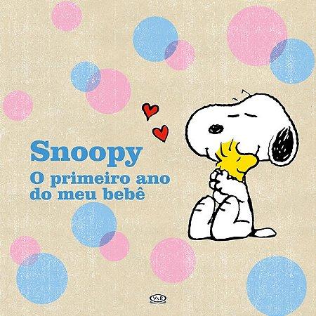 Snoopy: primeiro ano do meu bebê