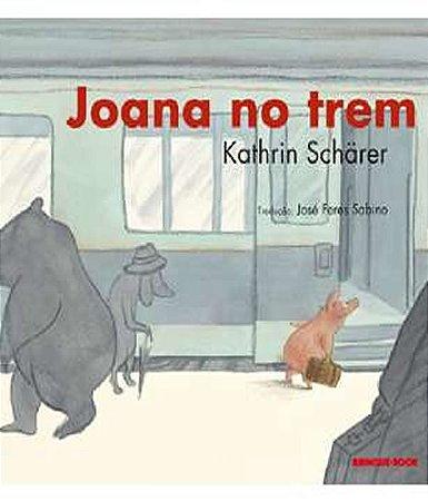 Joana no trem