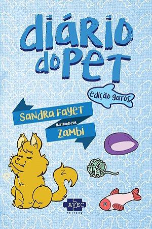 Diário do pet : Edição gatos
