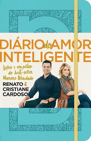Diario do amor inteligente - Capa azul