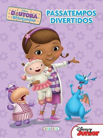 Disney - passatempos divertidos - doutora brinquedos