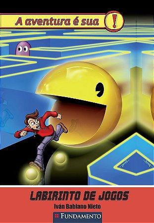 Aventura e Sua, A! Labirinto De Jogos