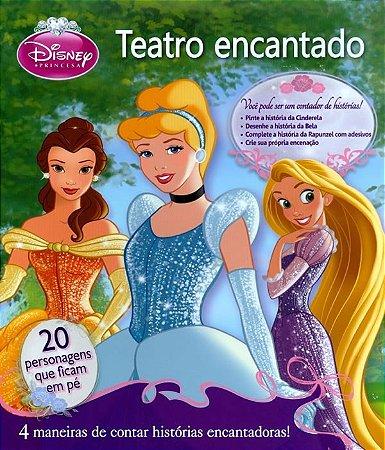 Princesas - teatro encantado