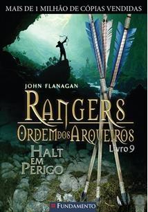 Rangers Ordem Dos Arqueiros 09 - Halt Em
