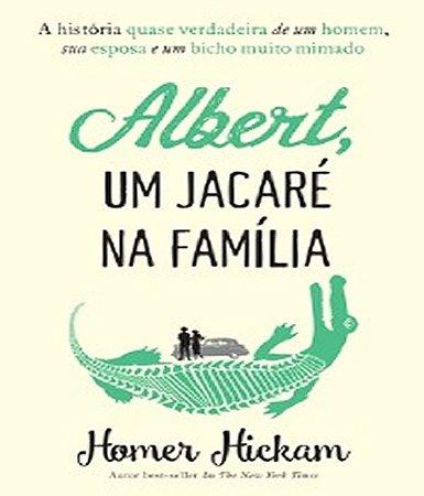 Albert, um jacare na familia