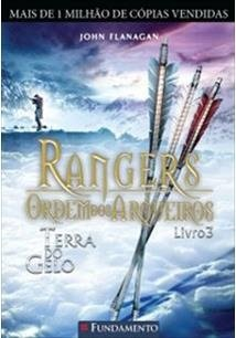 Rangers Ordem Dos Arqueiros 03 - Terra D