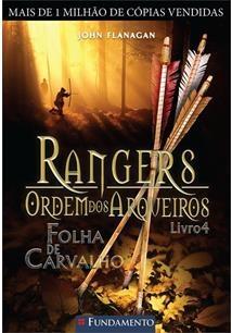 Rangers Ordem Dos Arqueiros 04 - Folha D