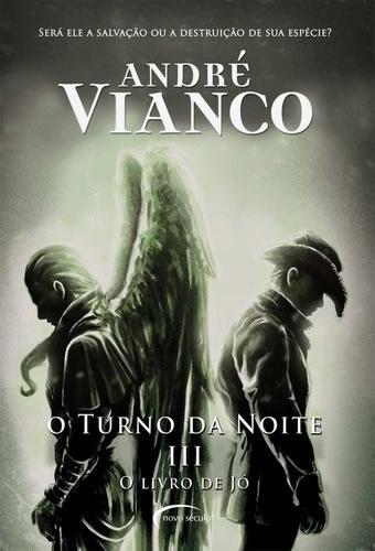 Turno da noite, o - o livro de jo - vol iii