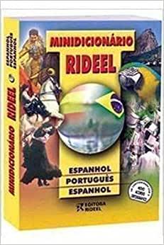 Minidicionario Rideel Espanhol Portugues Espanhol