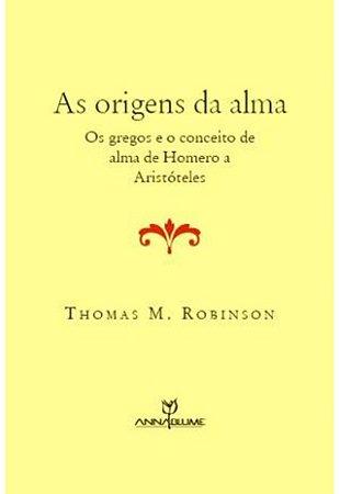 Origens Da Alma, As