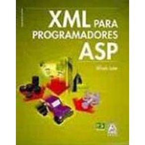 Xml Para Programadores Asp
