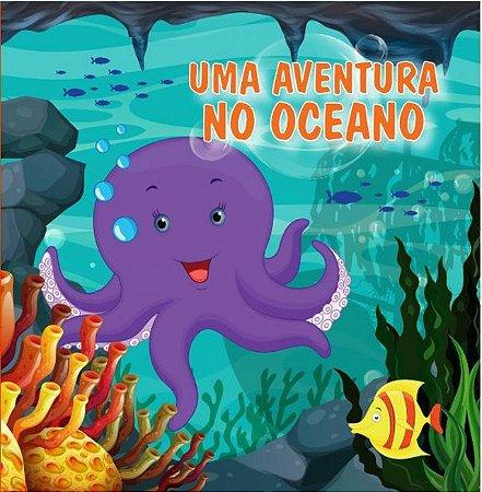 UMA AVENTURA NO OCEANO - LIBRIS