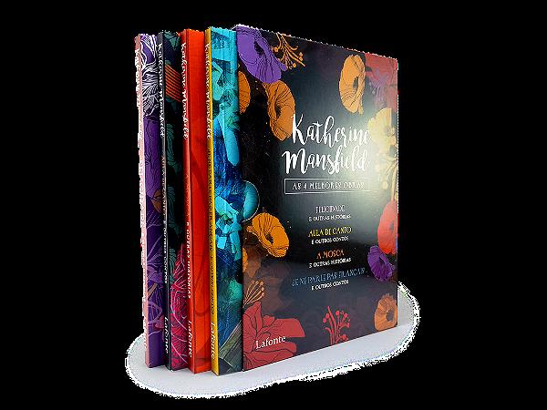 Box - Katherine Mansfield - 04 Volumes