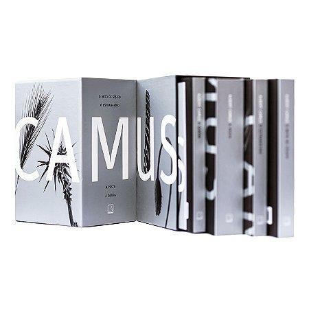 Box Albert Camus (Edição de colecionador)