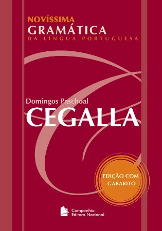 Novíssima Gramática da Língua Portuguesa