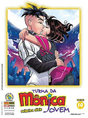 Turma Da Mônica Jovem: Primeira Série - Volume 14